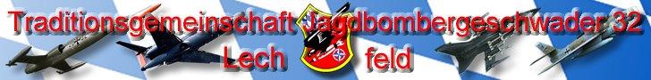Banner der Traditionsgemeinschaft JaboG 32